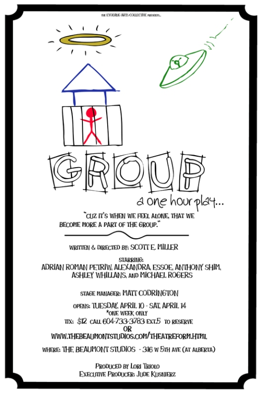group, a play